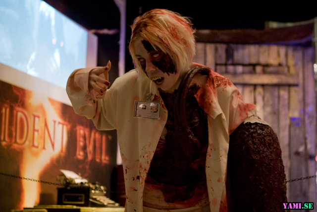 From Left 4 Dead to Resident Evil, This Lady Loves Zombies
