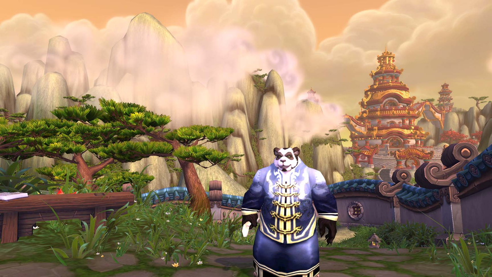 The First Fluffy Screens of <em>World of Warcraft</em>'s <em>Mists of Pandaria</em>