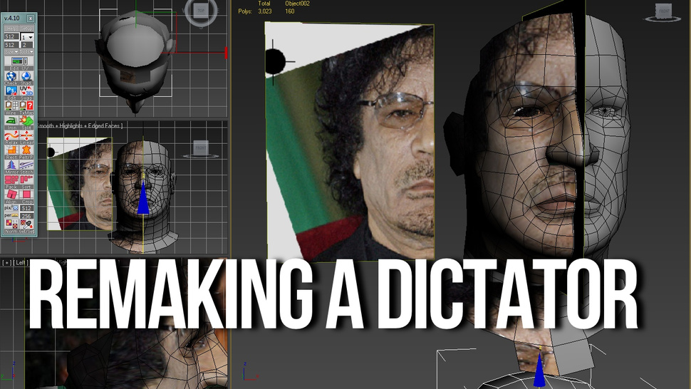 The Death of Muammar Gaddafi Makes News Today, Video Game Next Tuesday