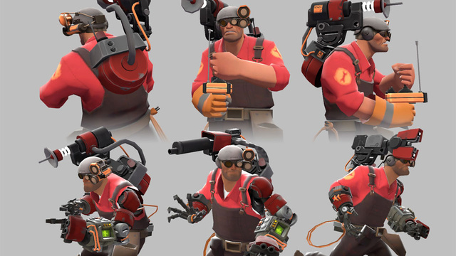 Some of Team Fortress 2's Coolest Weapons Have Been Made by You