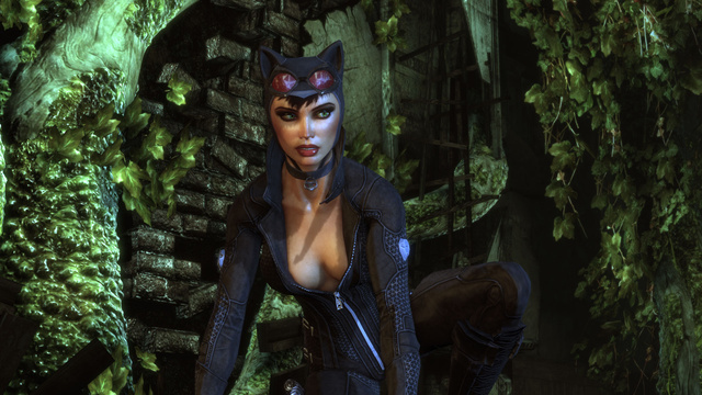 nvidia shows off a pc batman arkham city well worth waiting for nvidia shows off pc game borderlands 2 streaming with project shield 640x360
