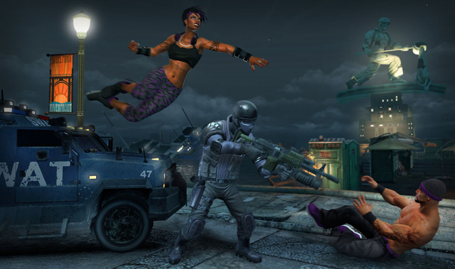 Saints Row: The Third Screen Shots