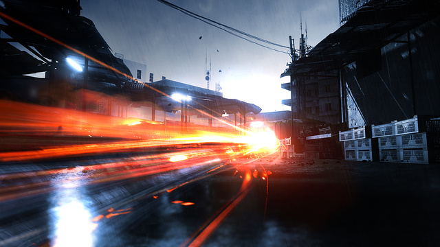 "There Are Battlefield 3 Screenshots, and There Are Battlefield 3 ""Screenshots"""