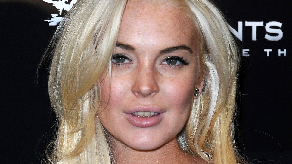 Please Keep Lindsay Lohan and Her Nasty Teeth Away From Our Gaming Events