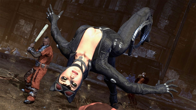 Batman: Arkham City's Single-player Catwoman Content Demands Buying New or Buying a 'VIP Pass'