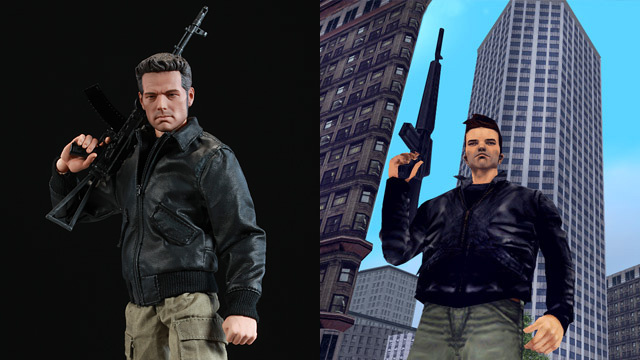 Grand Theft Auto III Getting Android and iPhone 4S Versions, Pricey Action Figure [UPDATE]