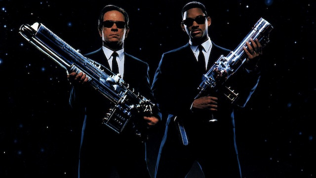 Men In Black Game to Blast Into Spring 2012