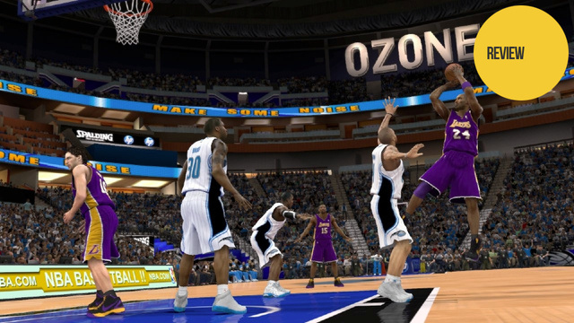 NBA 2K12: The Kotaku Review