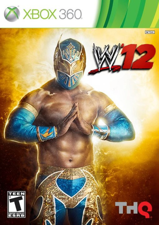 WWE 12 Gets a Lucha Libre Cover Star in Mexico