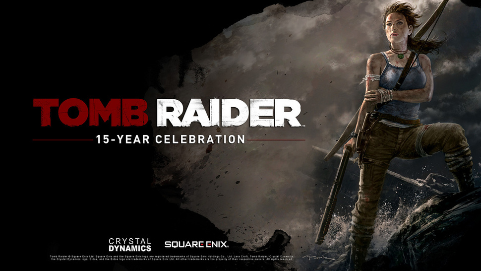 Celebrate 15 Years of <em>Tomb Raider</em> with Eight Pieces of Battered Lara Croft