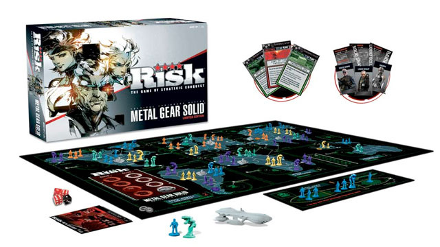 Get Your RISK: Metal Gear Solid Limited Edition Before It's Too late