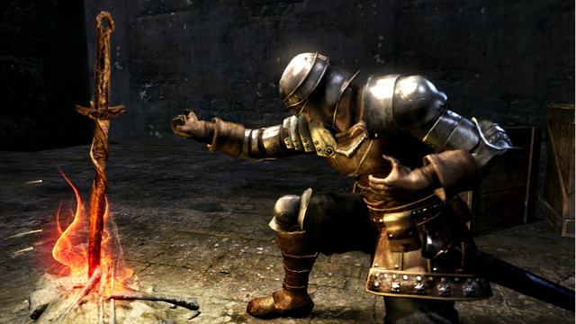 Dark Souls Reviewers Like It Long and Hard