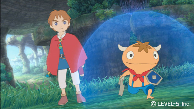 Is This Ni no Kuni's Official English Title?