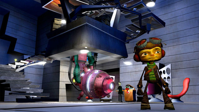 Wow, Psychonauts Just Got A Big Update, Achievements and a Mac Version