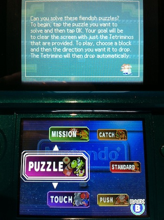 In the Case of the Inferior New Tetris Game, I Declare the 3DS: Not Guilty