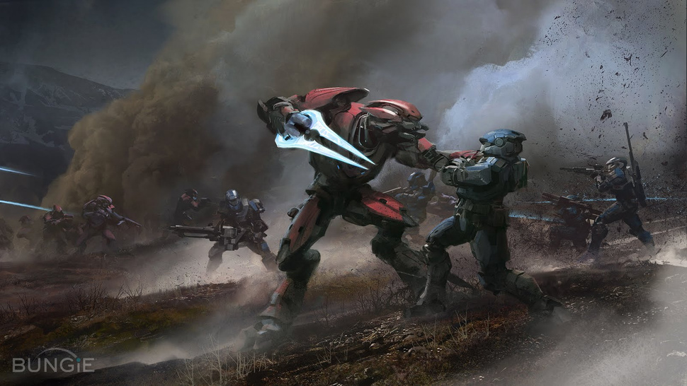 Now Halo: Reach Has A Live Action Thing As Well