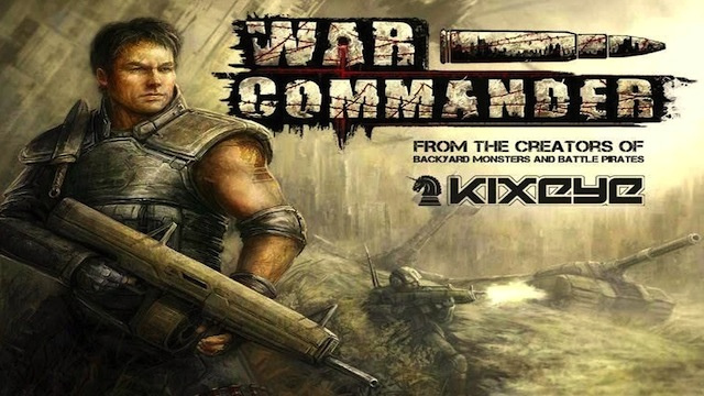Facebook Strategy Game War Commander is Perfectly Decent