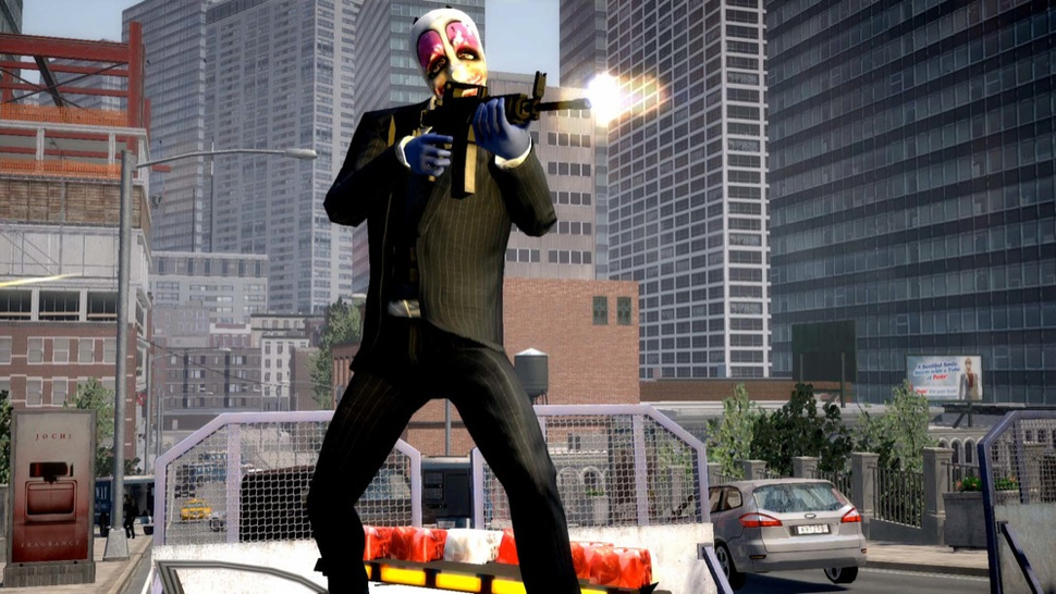 <em>Payday: The Heist</em> Lets You Recreate Hollywood's Best Capers with Three Friends