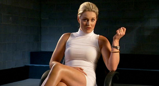 Lindsey Vonn Stars In ESPN's Basic Instinct Shoot
