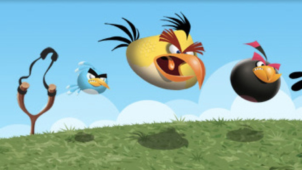 <em>Angry Birds</em> Tournament Held 32,000 Feet In the Air