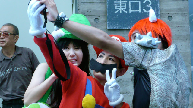 The Cosplaying Ladies of the Tokyo Game Show