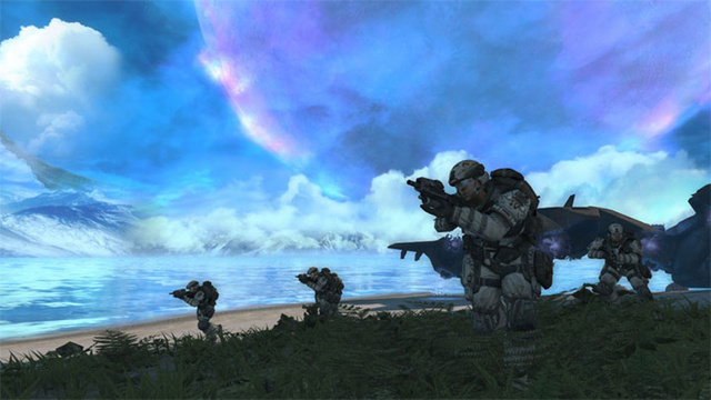 The Library Will (and Won't) Still Suck in the Halo Remake, Same with the Graphics