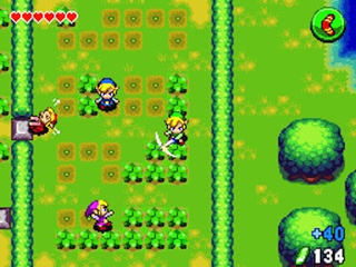 The Legend of Zelda: Four Swords Anniversary Edition is Fun For One but Built For Four