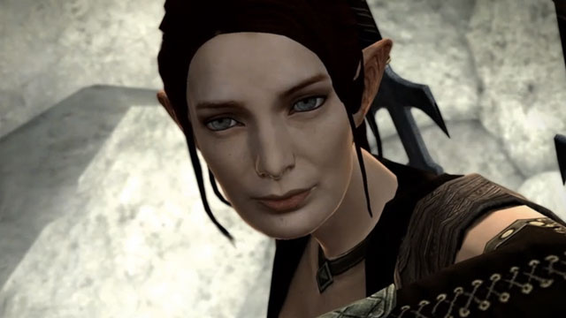 Dragon Age II's New DLC Stars Felicia Day. In the Actual Game.