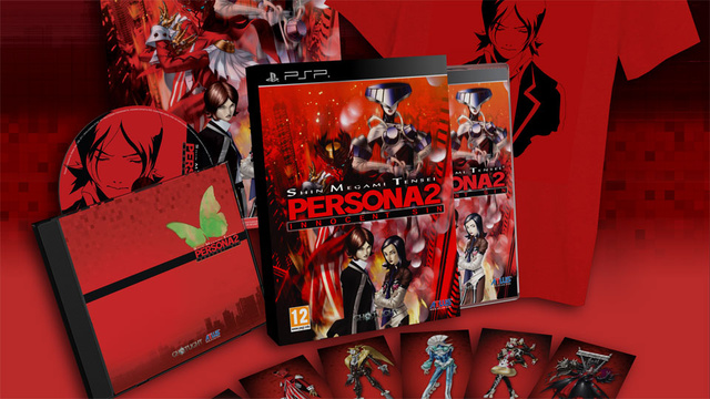 It's a Sin Only Europe Gets This Persona 2 Collector's Edition