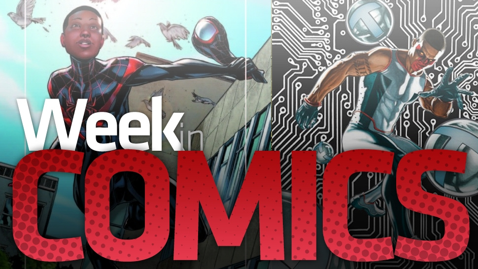 The New Spider-Man, the next Warren Spector comic, Mark Twain vs. a Yeti, and Reviews of 13 of the DC's New 52