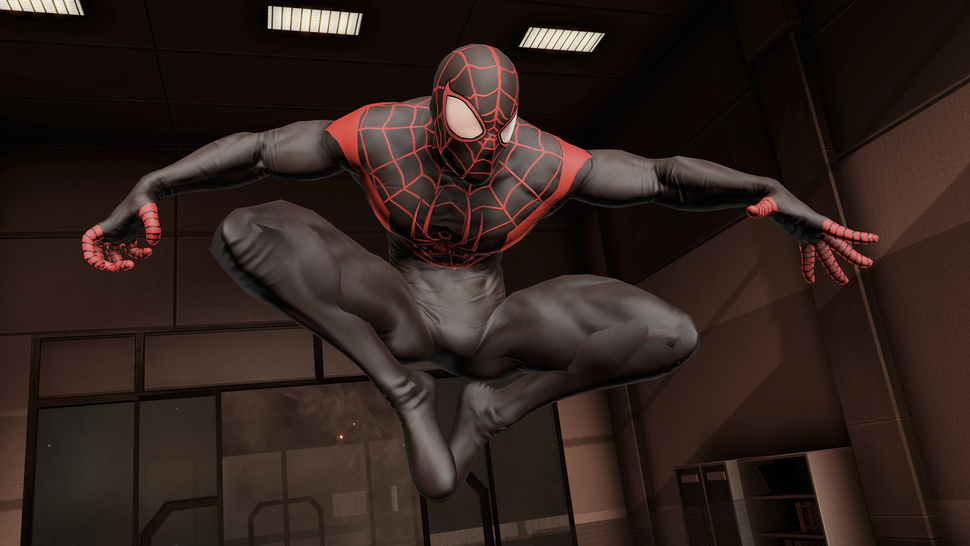 The New <em>Ultimate Spider-Man</em> Debuts Just in Time for <em>Edge of Time</em>