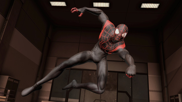 The New Ultimate Spider-Man Debuts Just in Time for Edge of Time
