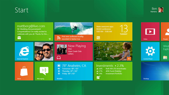 There's Xbox Live Inside Every Copy of Windows 8