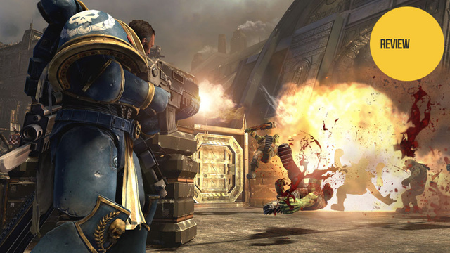 Warhammer 40,000: Space Marine: The Kotaku Review