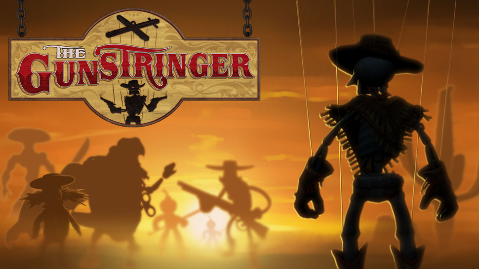 Holy Smokes! <em>The Gunstringer</em> is the Best Dead Cowboy Puppet Game for Xbox Kinect