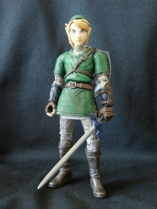 This Zelda Figure Is the Hero of my Time