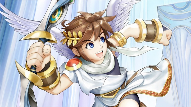 Kid Icarus Uprising Won't Make It to Nintendo 3DS This Year