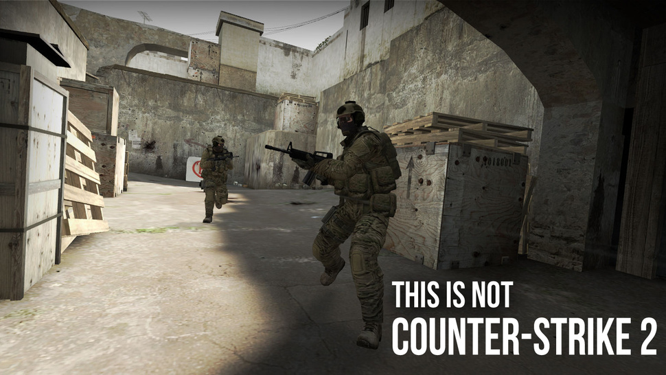 What the New <em>Counter-Strike</em> Is and Isn't, According to Valve