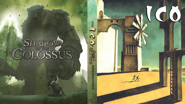 Sony Atones for ICO's Box Art Disaster with ICO & Shadow of the Colossus Collection