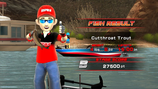 Punch a Fish Right in Its Smug Little Face with Rapala for Kinect