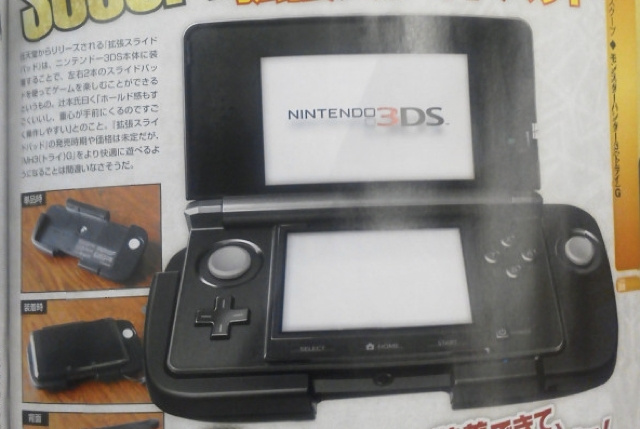 There's More To Learn about Nintendo's Ugly 3DS Add-on