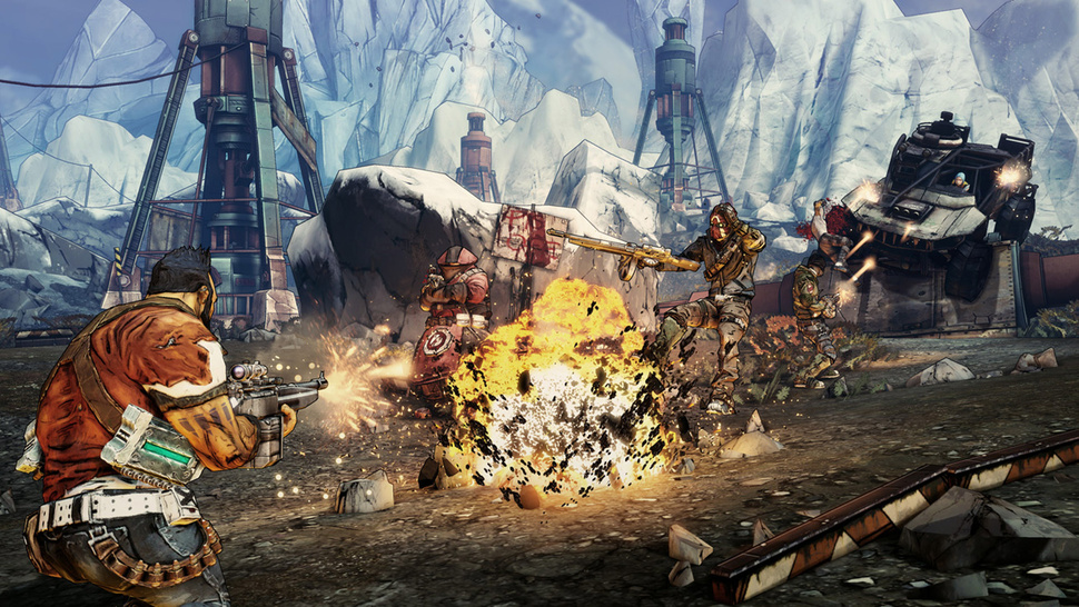 <em>Borderlands 2</em> Dev Talks New Art, Improved AI, and Why PC Gamers Will Get More Love This Time Around
