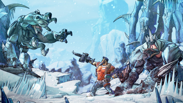 Borderlands 2 Dev Talks New Art, Improved AI, and Why PC Gamers Will Get More Love This Time Around