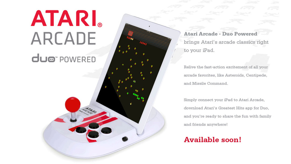 The Atari Arcade Is an Elegant Solution to Retro iPad Gaming