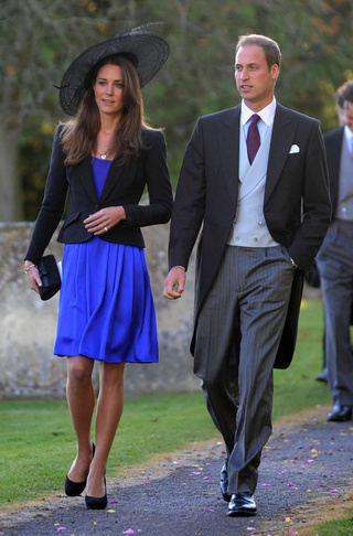 Prince William & Kate Middleton Engaged For Reals