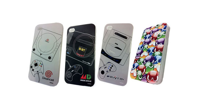 Because Your iPhone Needs to Look More Like an Old Video Game Console