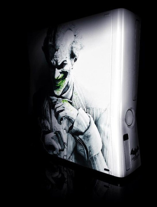 This Custom Arkham City Xbox Could Be Yours