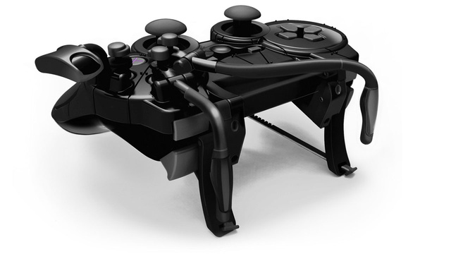 Soon Your PlayStation 3 Controller Can Look Like a Robot Ninja Octopus