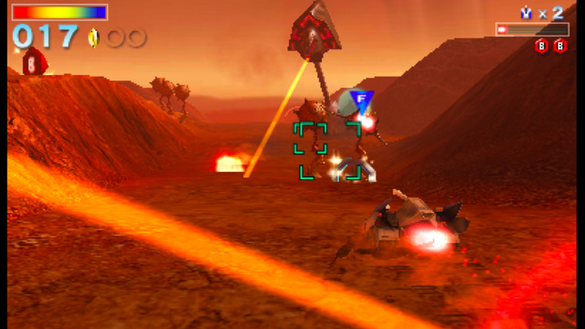 Star Fox 64 3D Aren't in 3D, But They Are Foxy
