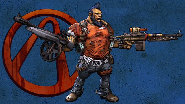 Borderlands 2, From the Angle You'll Be Playing It